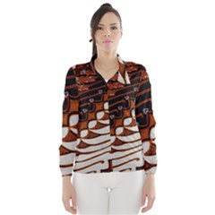 Traditional Batik Sarong Wind Breaker (Women)