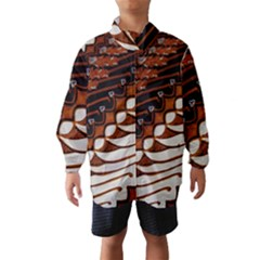 Traditional Batik Sarong Wind Breaker (Kids)