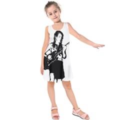 Hells bells Kids  Sleeveless Dress