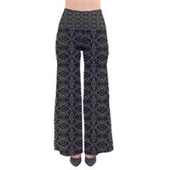 Dark Interlace Tribal  Pants