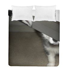 Alaskan Malamute Pup 3 Duvet Cover Double Side (Full/ Double Size)