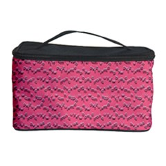 Background Letters Decoration Cosmetic Storage Case