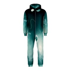 Astronaut Space Travel Gravity Hooded Jumpsuit (Kids)
