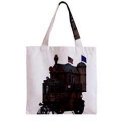Steampunk Lock Fantasy Home Grocery Tote Bag