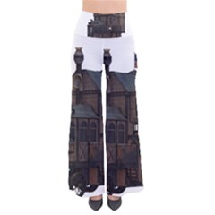 Steampunk Lock Fantasy Home Pants