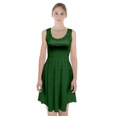 Texture Green Rush Easter Racerback Midi Dress
