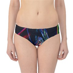 Abstraction Dive From Inside Hipster Bikini Bottoms