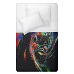 Abstraction Dive From Inside Duvet Cover (single Size)