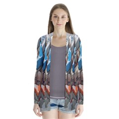 Abstraction Imagination City District Building Graffiti Cardigans