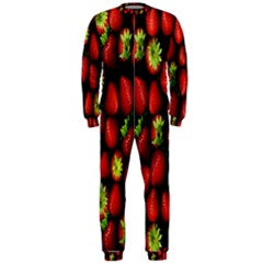 Berry Strawberry Many OnePiece Jumpsuit (Men)