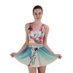 astronaut Mini Skirt