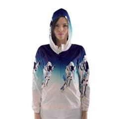 Astronaut Hooded Wind Breaker (women)