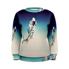 astronaut Women s Sweatshirt