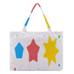 Evolution Jumsoft Star Medium Tote Bag