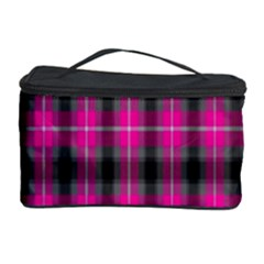Cell Background Pink Surface Cosmetic Storage Case
