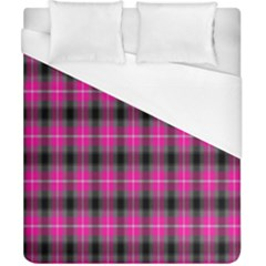 Cell Background Pink Surface Duvet Cover (california King Size)