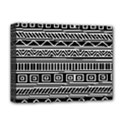 Myria Wrapping Paper Black Deluxe Canvas 16  x 12   View1