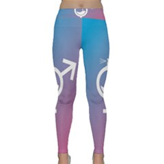 Perfume Graphic Man Women Purple Pink Sign Spray Classic Yoga Leggings