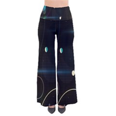 Glare Light Luster Circles Shapes Pants