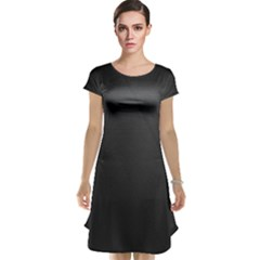 Leather Stitching Thread Perforation Perforated Leather Texture Cap Sleeve Nightdress