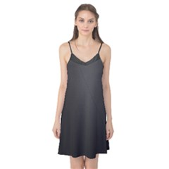 Leather Stitching Thread Perforation Perforated Leather Texture Camis Nightgown