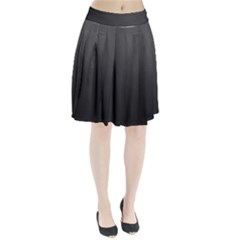 Leather Stitching Thread Perforation Perforated Leather Texture Pleated Skirt