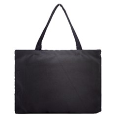 Leather Stitching Thread Perforation Perforated Leather Texture Medium Zipper Tote Bag