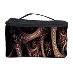 Patterns Dive Background Cosmetic Storage Case