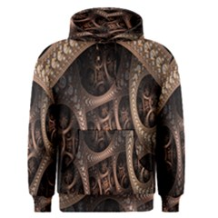 Patterns Dive Background Men s Pullover Hoodie