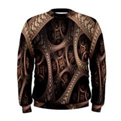 Patterns Dive Background Men s Sweatshirt