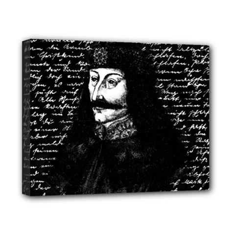 Count Vlad Dracula Canvas 10  x 8