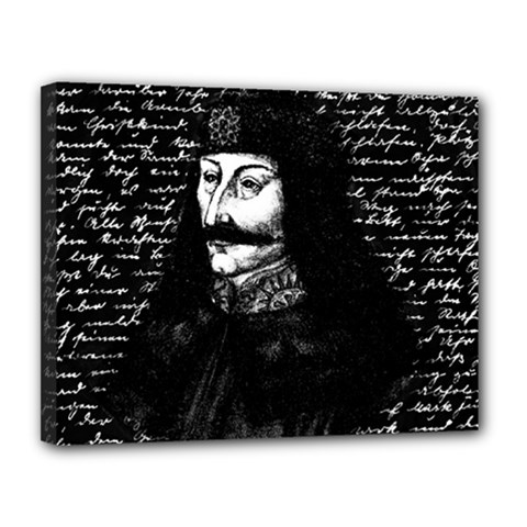 Count Vlad Dracula Canvas 14  x 11