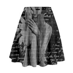 Angel High Waist Skirt