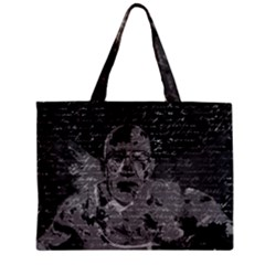 Angel  Zipper Mini Tote Bag