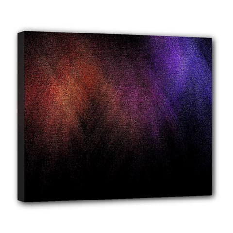Point Light Luster Surface Deluxe Canvas 24  x 20