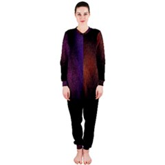 Point Light Luster Surface Onepiece Jumpsuit (ladies)