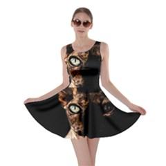 Sphynx cat Skater Dress