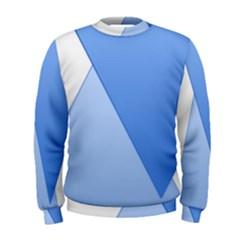 Stripes Lines Texture Men s Sweatshirt