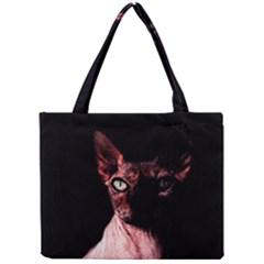 Sphynx cat Mini Tote Bag