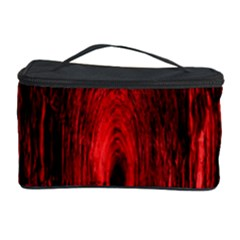 Tunnel Red Black Light Cosmetic Storage Case