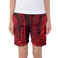 Tunnel Red Black Light Women s Basketball Shorts