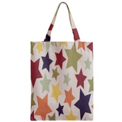 Star Colorful Surface Classic Tote Bag