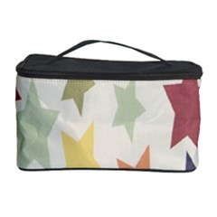 Star Colorful Surface Cosmetic Storage Case