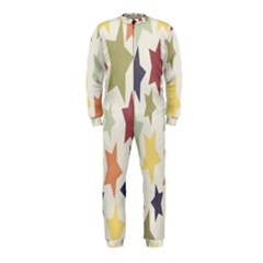 Star Colorful Surface Onepiece Jumpsuit (kids)