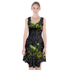 Mantis Racerback Midi Dress