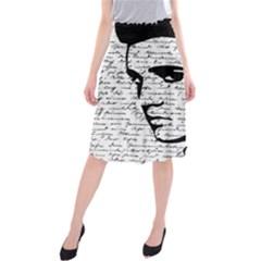 Elvis Midi Beach Skirt