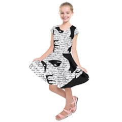 Elvis Kids  Short Sleeve Dress