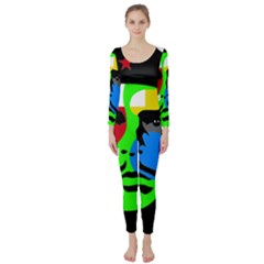 Che Guevara Long Sleeve Catsuit