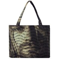 Kurt Cobain Mini Tote Bag