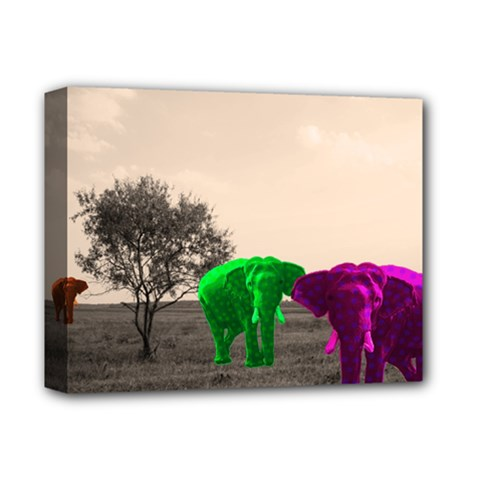Africa  Deluxe Canvas 14  x 11